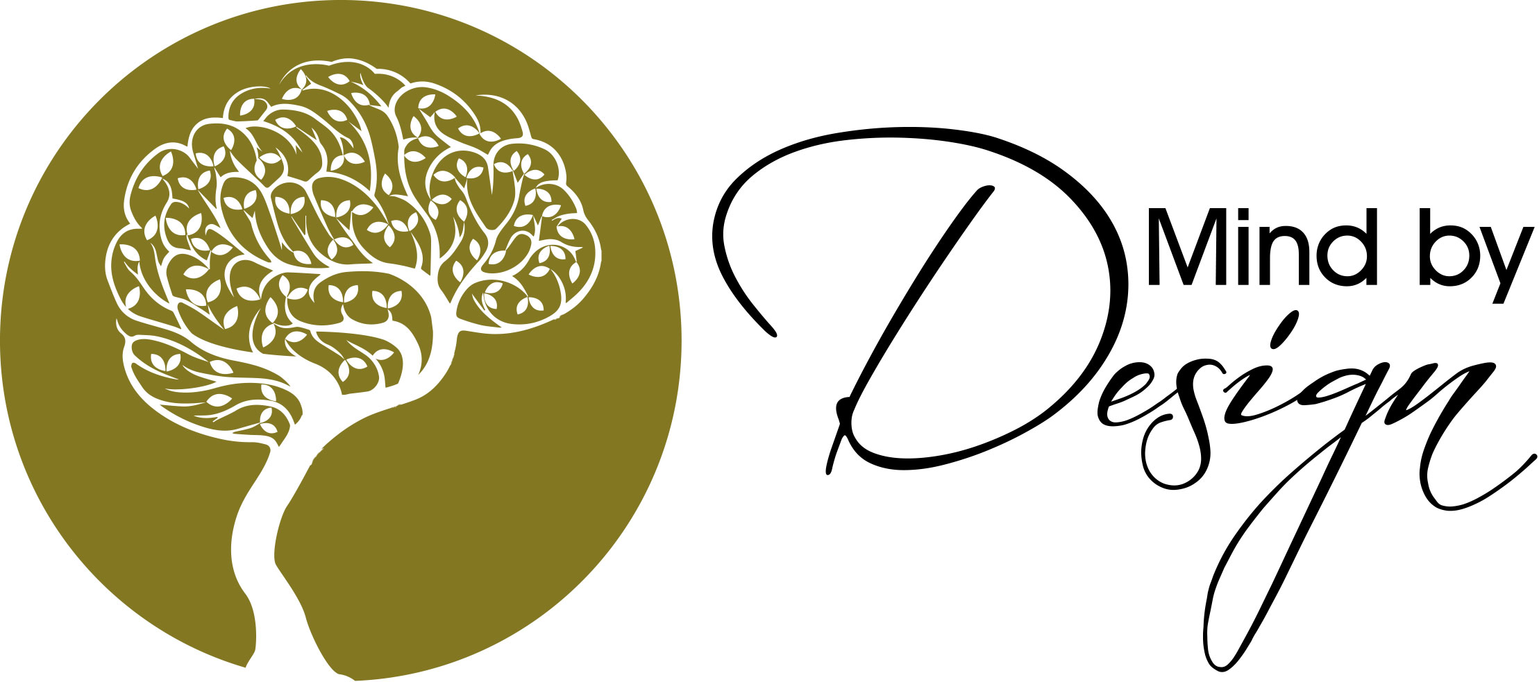 By Design Logo For Mind By Design Online Calgary